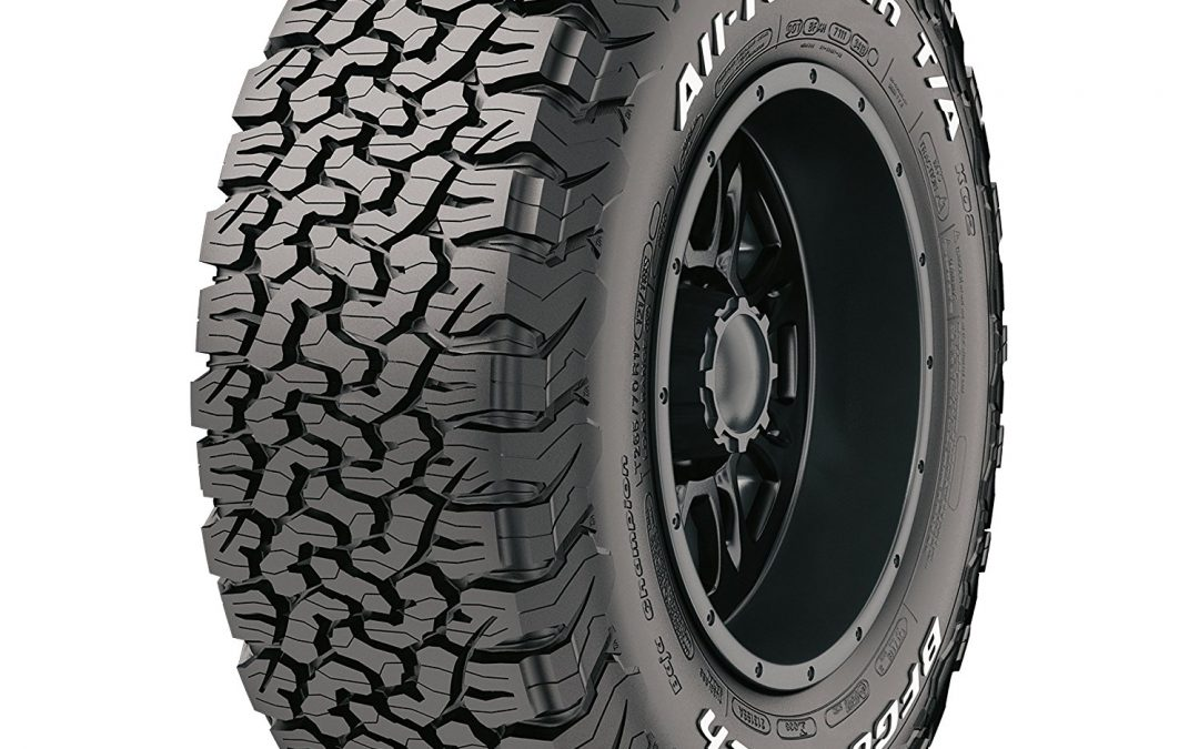 Best All Terrain Tires Review