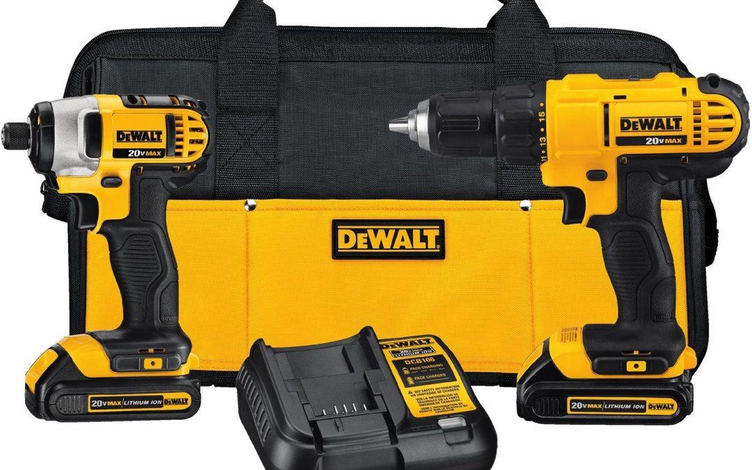 Best DeWALT Drills